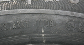 How does tyre storage impact their properties?