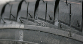 How to Check Your Tyre Tread Wear