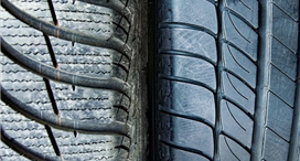 Mixing Different Tread Patterns, Models And Sizes of Tyres