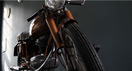 Motorbike tyres: different types according to use