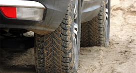 Off-Road Tyres: Types and Characteristics