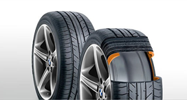 Self-Sealing Tyres And Other Run Flat Technology