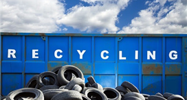 Tyre Recycling in the UK