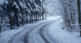 Winter Driving Tips: Moving off and Driving Uphill and Downhill