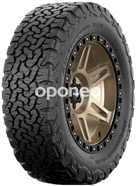 buy bfgoodrich all terrain t a ko2 tyres free delivery. Black Bedroom Furniture Sets. Home Design Ideas