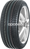 Continental ContiSportContact 5 195/45 R17 81 W FR