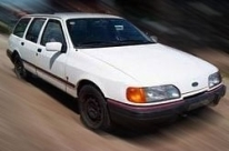 tyres Ford Sierra Estate II