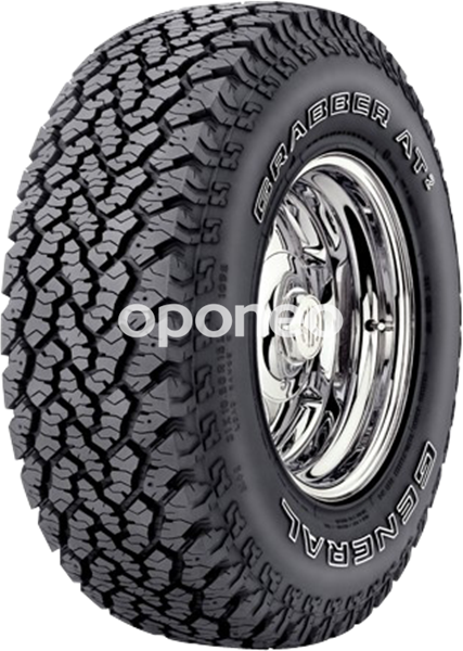 Hankook Tyres Review >> Buy General GRABBER AT2 Tyres » FREE DELIVERY » Oponeo.co.uk