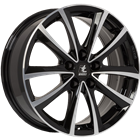 itWHEELS Elena Black Polished 7,00x16 5x112,00 ET45,00