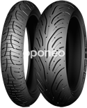 Michelin Pilot Road 4 Scooter 120/70 R15 56 H Front TL M/C