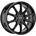 OZ HYPER XT HLT 6 GLOSS BLACK LP 9,00x20 6x114,30 ET38,00
