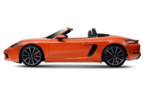 Best Tyres For Porsche Boxster » Oponeo co uk