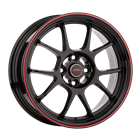 INTER ACTION PHOENIX BLACK RED 6,50x15 4x100,00 ET37,00