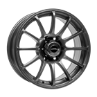 INTER ACTION TRACK GUNMETAL 8,00x17 6x139,70 ET20,00