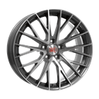 Mille Miglia MM1009 Dark Anthracite Polished 7,50x17 5x112,00 ET35,00