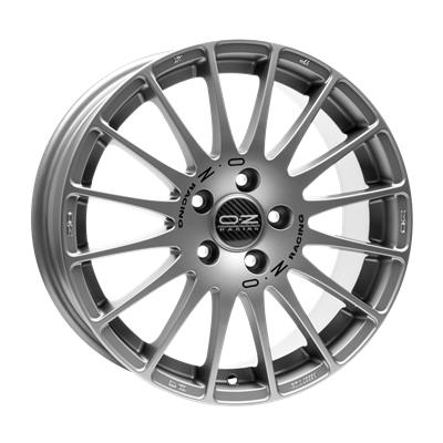 oz superturismo gt grigio corsa alloy wheels free. Black Bedroom Furniture Sets. Home Design Ideas