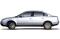 tyres VW Passat Sedan B5 FL