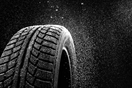 Directional tyres identification