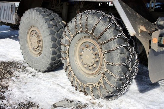A guide to snow chains » Oponeo.co.uk