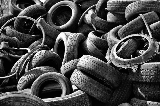 how do i dispose of car tyres
