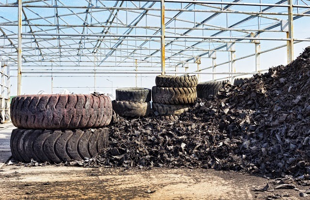 Tyre Recycling in the UK » Oponeo.co.uk