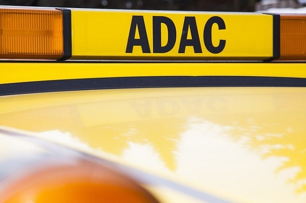 ADAC also deals with road assistance.