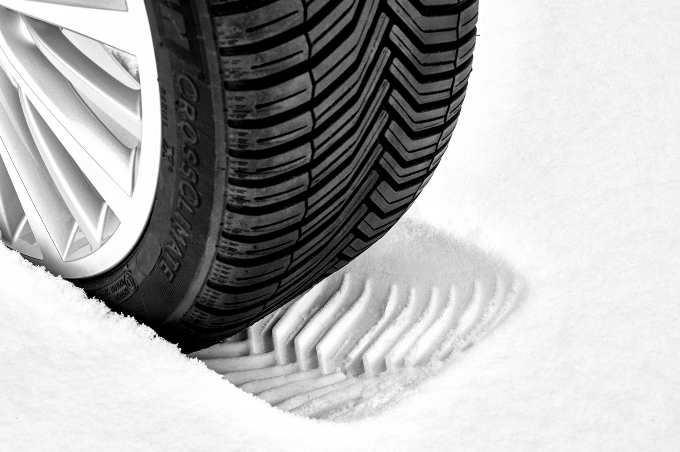 michelin-crossclimate-on-snow